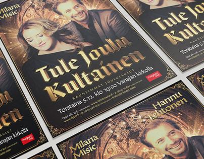 Tule Joulu Kultainen -konserttikiertue