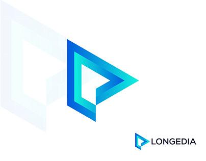 Longedia Multimedia Logo