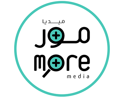 more media - Logo Arabization