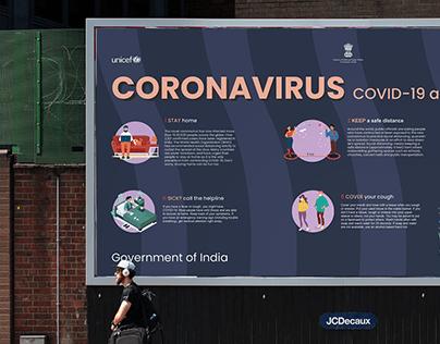 COVID-19 | Coronavirus Infographic