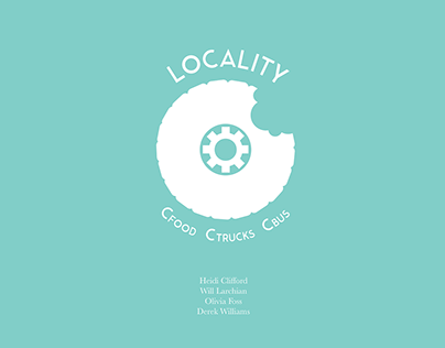 Locality: Columbus Food Truck and Cart Festival Rebrand
