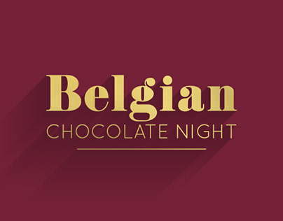 Belgian Chocolate Night Logo