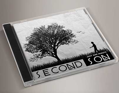 Indie rock CD cover