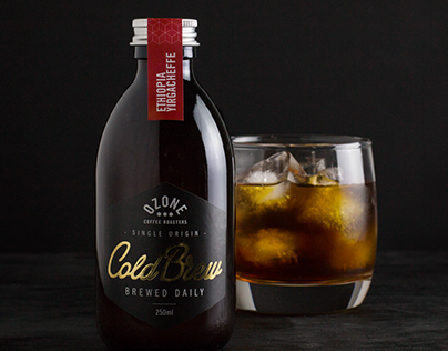 OZONE COFFEE ROASTERS - Cold Brew