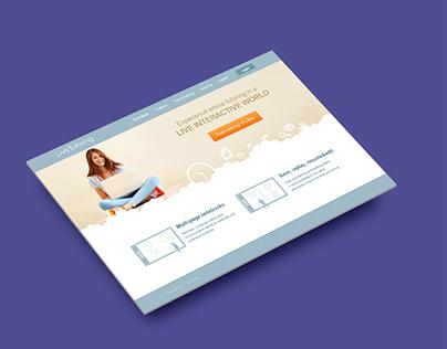 Web design - UTI Company