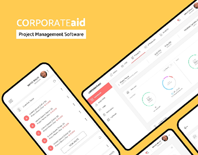 Corporate Aid - Project Management Software & App