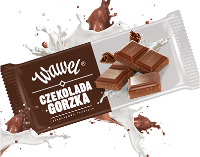 Wawel Chocolate Redesign