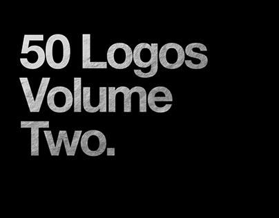 50 Logos / Volume Two.