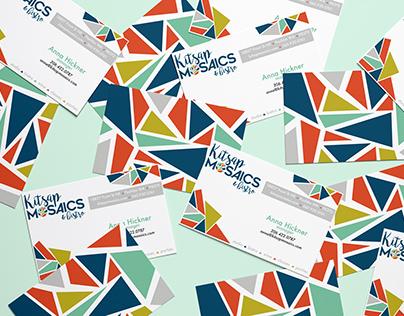 Kitsap Mosaics & Bistro Re-Branding