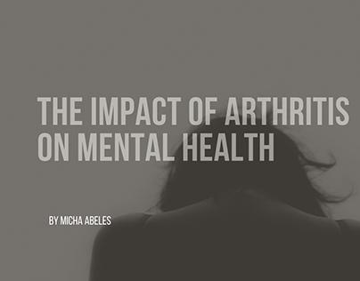 The Impact of Arthritis on Mental Health