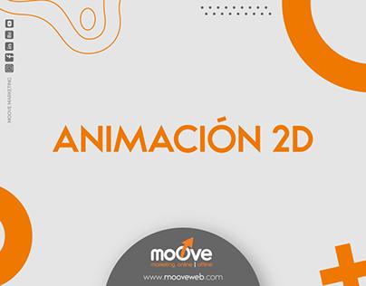 Proyectos de animación 2D