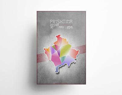 Prishtina Design Symposium Poster