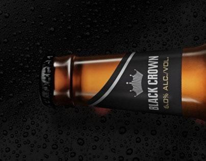 Budweiser Black Crown Launch
