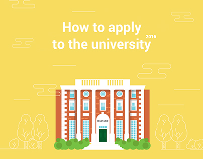 How to apply to the university 2016? | Explain video