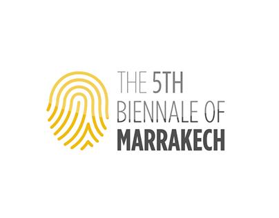 The 5th Biennale Of Marrakech