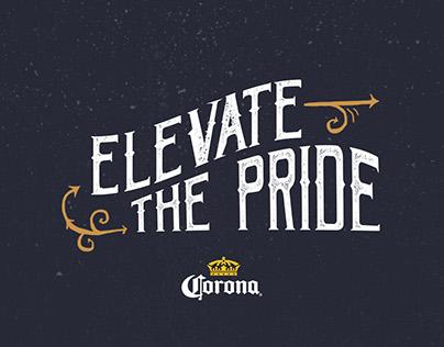 Corona - Elevate the Pride