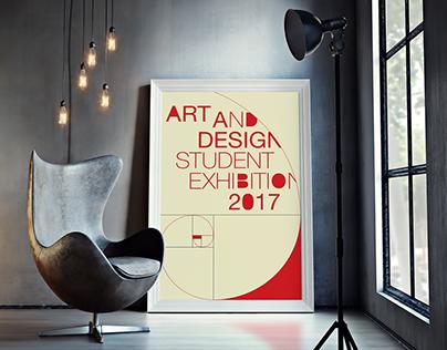 Award-winning: poster