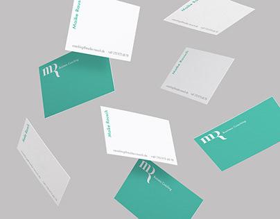 Corporate Design für Business Coach Maike Rausch