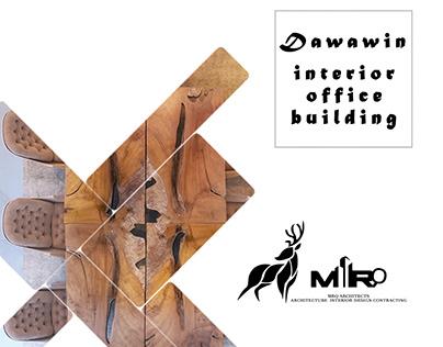 Dawawin interior office buidling design
