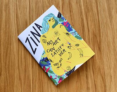 Zina / feminist zine # 3