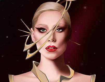 Lady Gaga / Rolling Stone