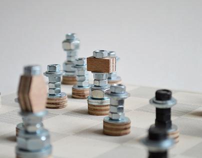 Build it - Jeu d'échecs