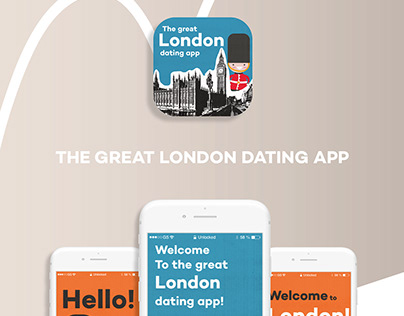 The Great London Dating app