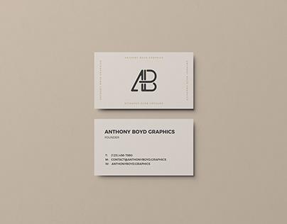 Business Card Mockup Vol.3