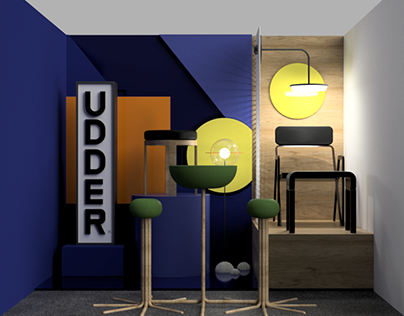 UDDER Exhibition Design