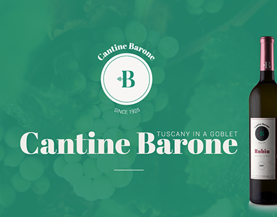 Cantine Barone - Brand and Labels