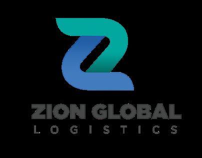 Branding For Zion Global logistics