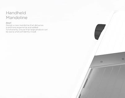 OXO Handheld Mandolin