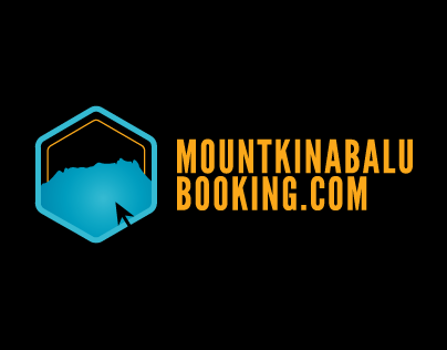 Mountkinabalubooking.com Logo & Web Design