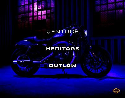 Harley-Davidson Product Development Collaboration