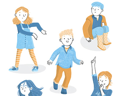 Kids - Personal project