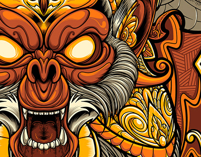 JIWANARA - Monkey Spirit