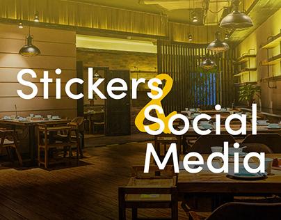 Sticker & Social Media - Lumenu