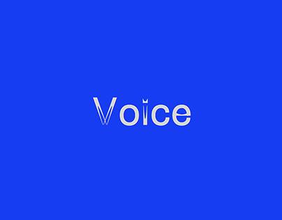 Логотип Voice