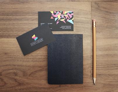 Spectrum design + build: Identity