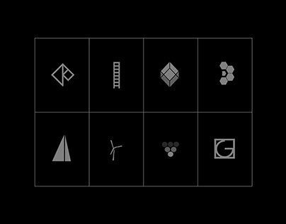 LOGOFOLIO - Black & White