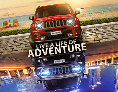 Jeep summer 2019
