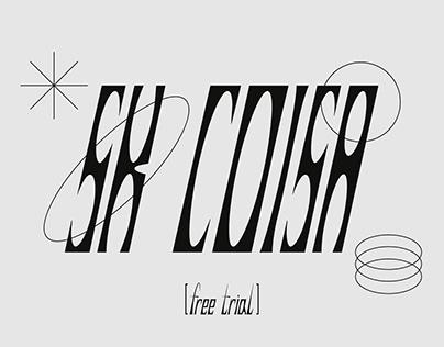 SK Coisa — Free Font
