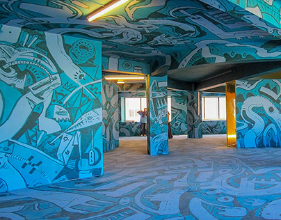 MURAL | Axa, Porto 2014