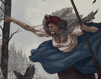 SKAZ: the Russian fairy tale