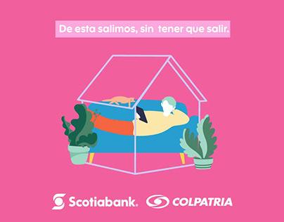 SCOTIABANK - CAMPAÑA COVID-19