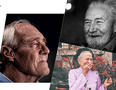 Facebook for aging people-UIUX case study