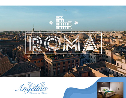 B&B Angelina Rooms in Rome | Web Development & Design