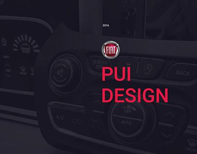 FIAT PUI Design