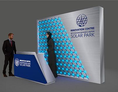 DEWA_Innovation Park POS Counter