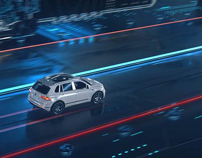 Volkswagen Shanghai 2017 Intro